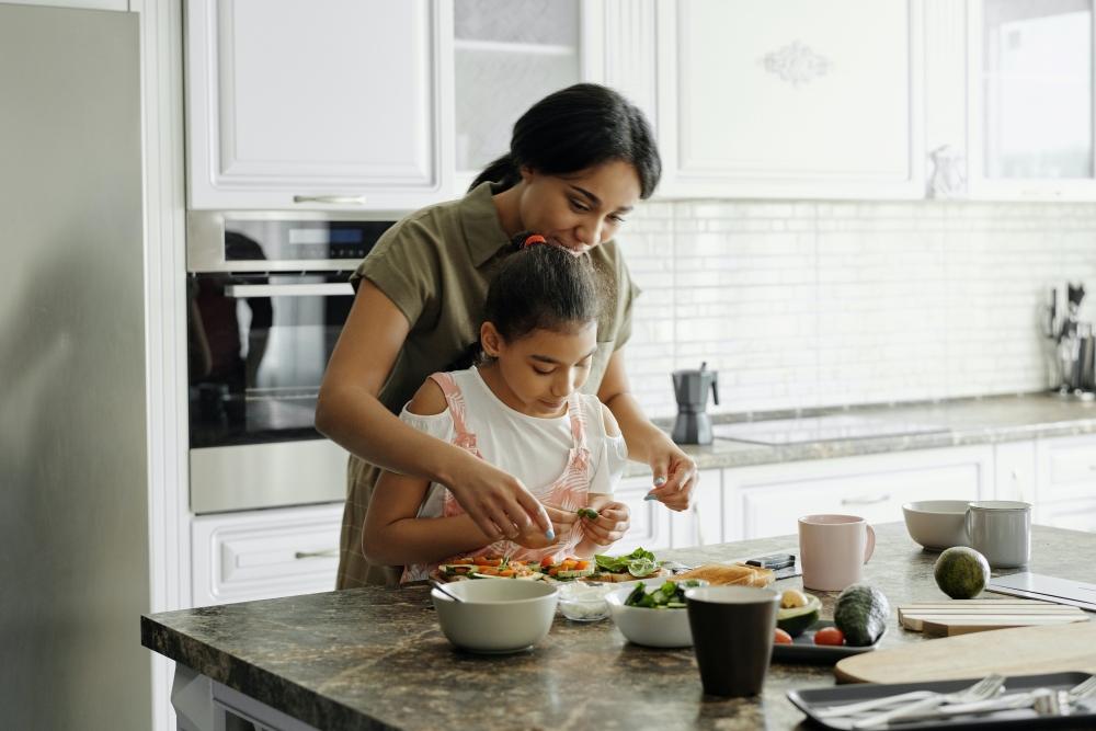 children vegetables healthy weight